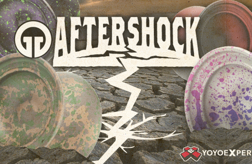 New G-Squared Aftershock Restock!