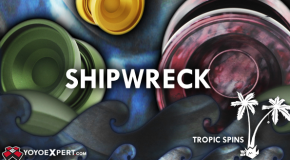 New Tropic Spins SHIPWRECK Release!