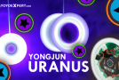 USB Rechargeable Light Up Yo-Yo! The YongJun Uranus!