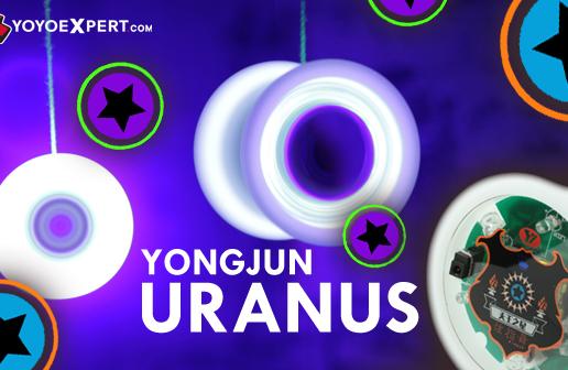 USB Rechargeable Light Up Yo-Yo! The YongJun Uranus!