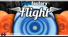 New YoYoFactory Flight Colors!