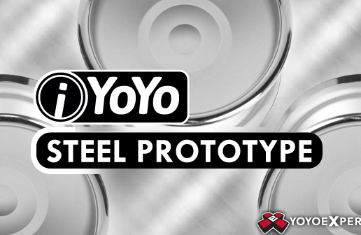 iYoYo Steel Restock!