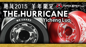 New From Luo Yi Cheng! The HURRICANE!