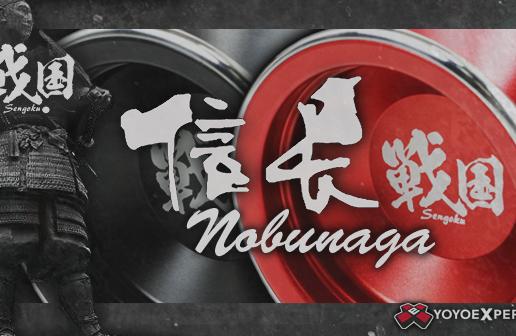 New Bi-Metal Yo-Yo! Sengoku Nobunaga!