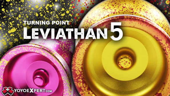 turning point leviathan 5