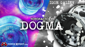 New YoYoFactory DOGMA Now Available!