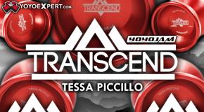 Tessa Piccillo Signature Yo-Yo! The YoYoJam Transcend!