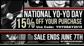 Happy National Yo-Yo Day!