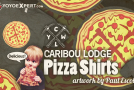 CLYW T-Shirts! Pizza & Pickaxes!