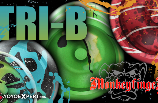 The New MonkeyfingeR TRI-B Releases Tonight!