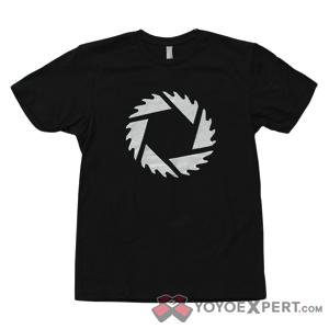 yoyofactory razor shutter t-shirt
