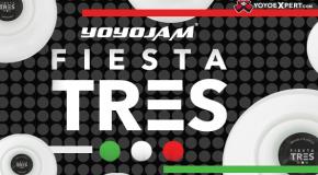 New YoYoJam Fiesta TRES!
