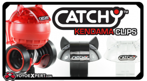 New Catchy Kendama Clip & Catchy Air Colors!