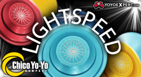 New Chico YoYo Company Lightspeed!