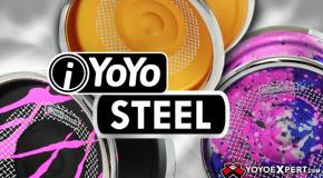 iYoYo Steel and iYoYo 2 Pro Restock!