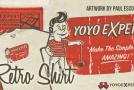 New YoYoExpert Retro T-Shirt & Keychain!