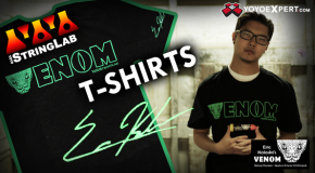 New YoYoStringLab Venom T-Shirt & 50 Packs!