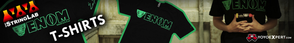 yoyostringlab venom t-shirt