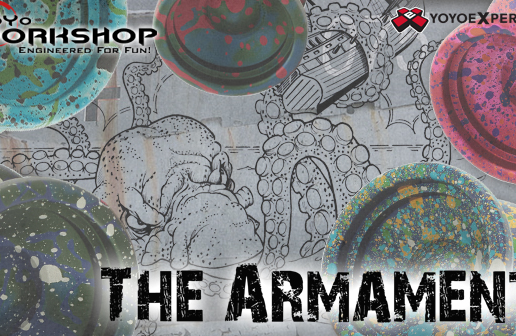 The YoYoWorkshop Armament is Back!