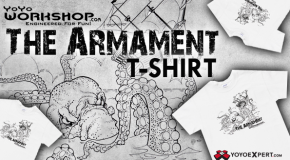 YoYoWorkShop Armament T-Shirt Now Available!