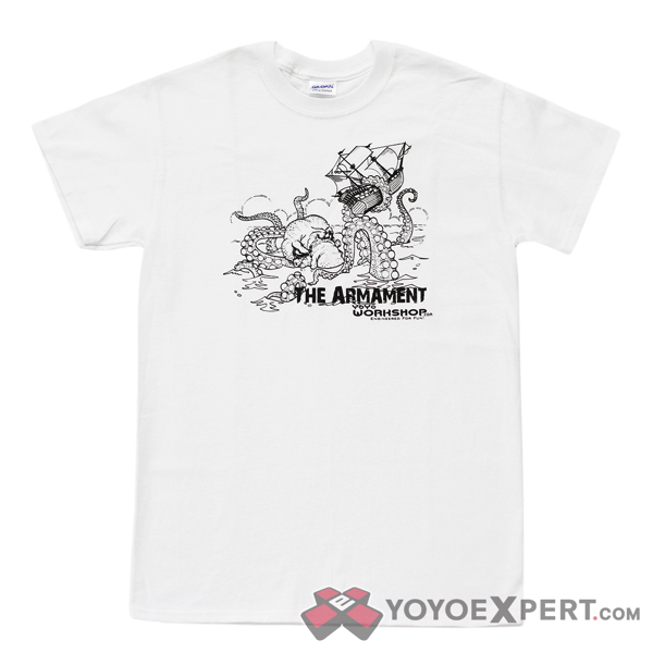 yoyoworkshop t-shirt
