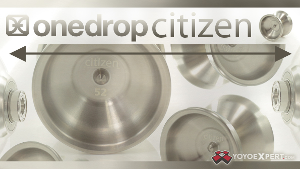 one drop citizen