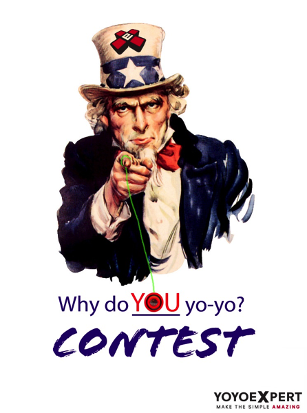 why do you yoyo contest