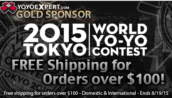 yoyoexpert free shipping wyyc15