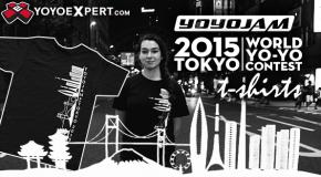 New YoYoJam WYYC TOKYO T-Shirt!