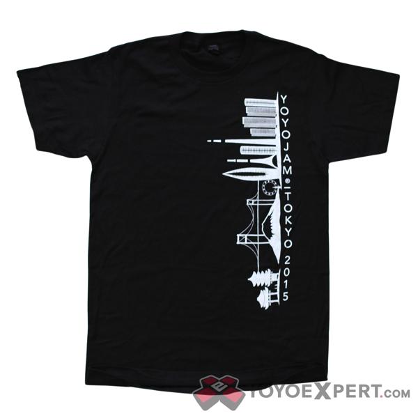 yoyojam tokyo t-shirt