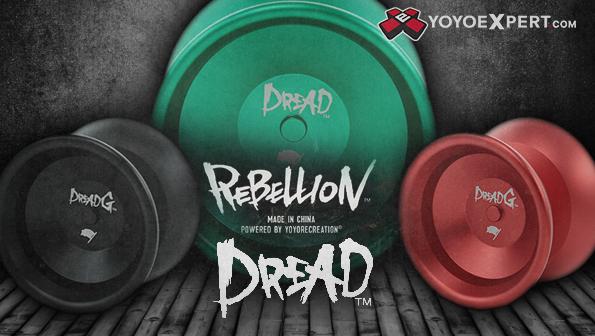 rebellion dread yoyo