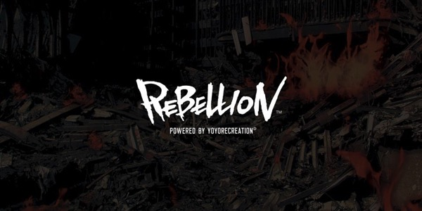 rebellion yoyos