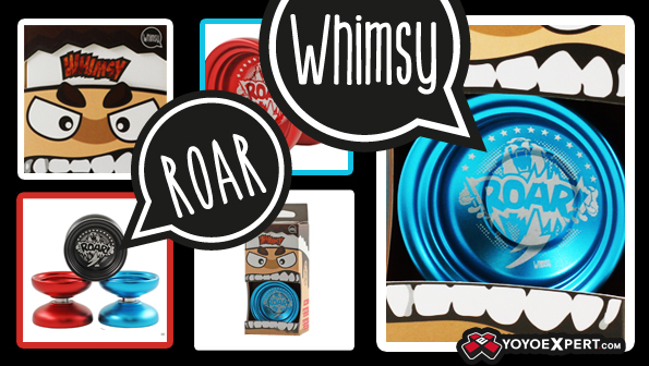 whimsy roar yoyo