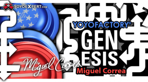 New YoYoFactory GENESIS! Nationals Edition!