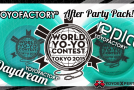 YoYoFactory Presents The 2015 WYYC After Party Pack!