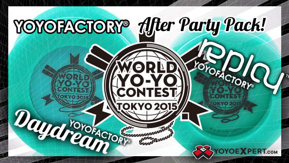 yoyofactory wyyc after party pack