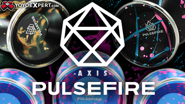 axis pulsefire yoyo