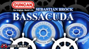 Duncan BASSACUDA! Sebastian Brock Signature!