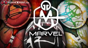 G-Squared Marvel Releases Friday!