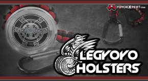 LegYoYo Epsilon Yo-Yo Holsters!