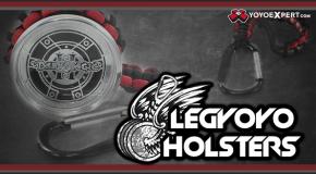 LegYoYo Epsilon Yo-Yo Holsters!