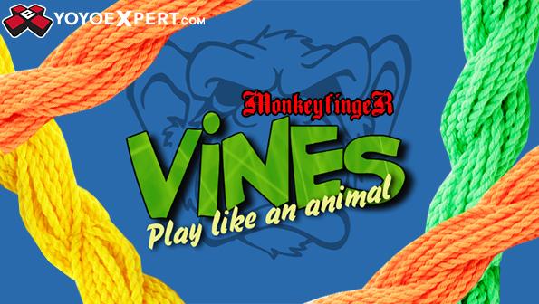 monkeyfinger vines yoyo string