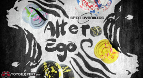 Spin Dynamics ALTER EGO! Dan Dietz Signature!