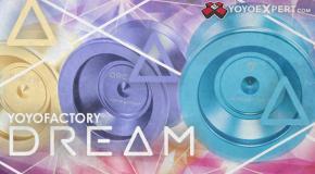 New from YoYoFactory! The ALUMINUM DREAM!