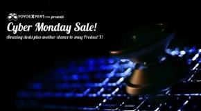 2015 Cyber Monday at YoYoExpert!
