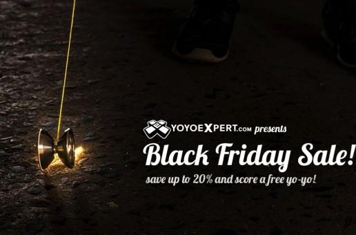 2015 Black Friday at YoYoExpert!