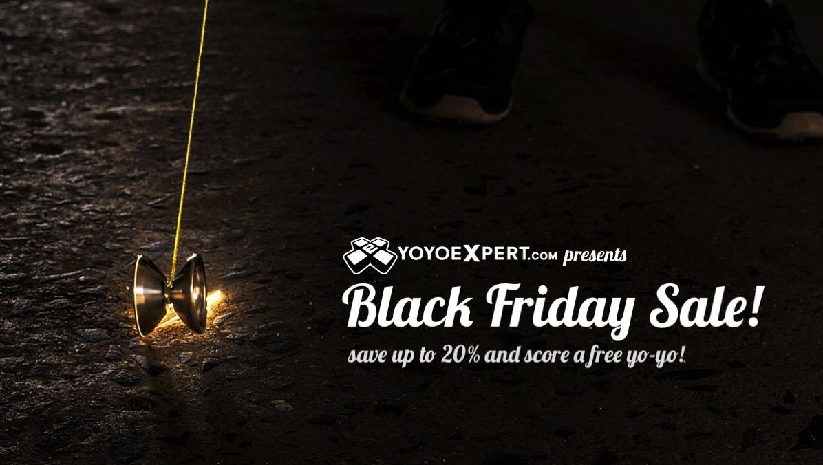 2015 Black Friday YoYoExpert