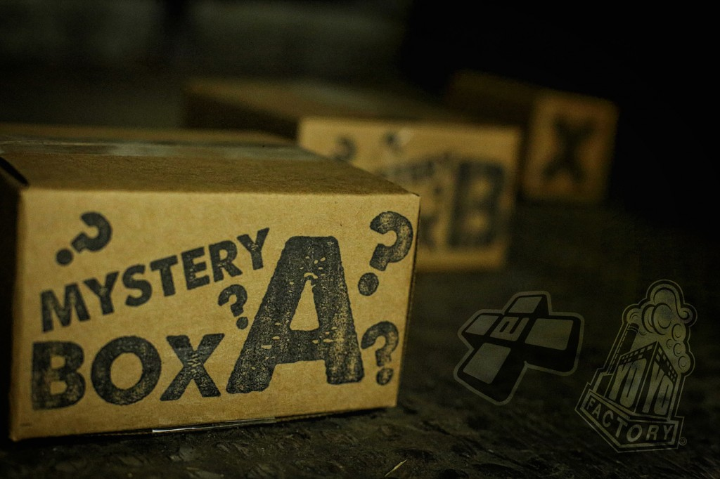 2015 YoYoFactory Mystery Box