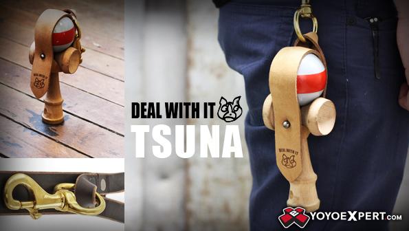 deal with it tsuna kendama holder