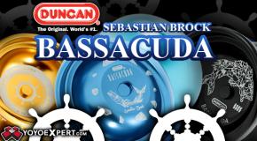 Duncan Bassacuda! Sebastian Brock Signature Yo-Yo!